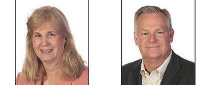 Dave Mitchell & Ginny Schmith